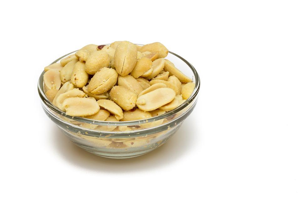 Slané arašídy